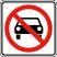 Zákaz pro osobní automobily
